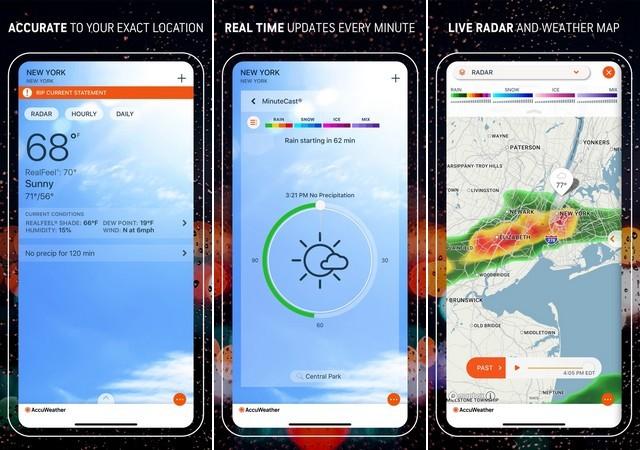 افضل تطبيقات الطقس للايفون 2020 2
