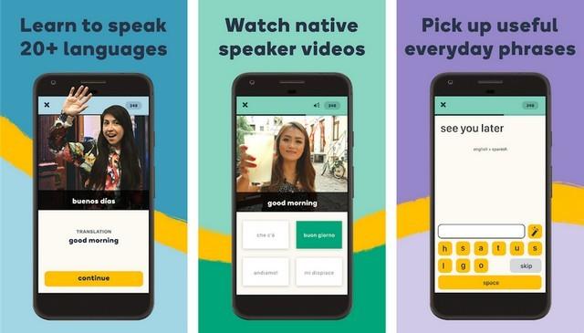 افضل تطبيقات تعلم اللغة الانجليزية على اندرويد 2020 3