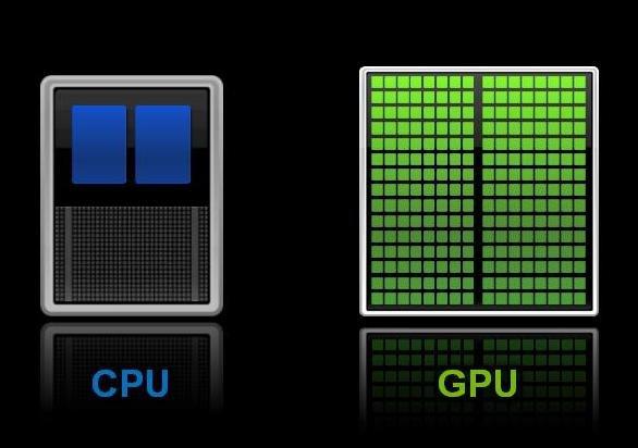 الفرق بين كرت الشاشة GPU والمعالج CPU 4