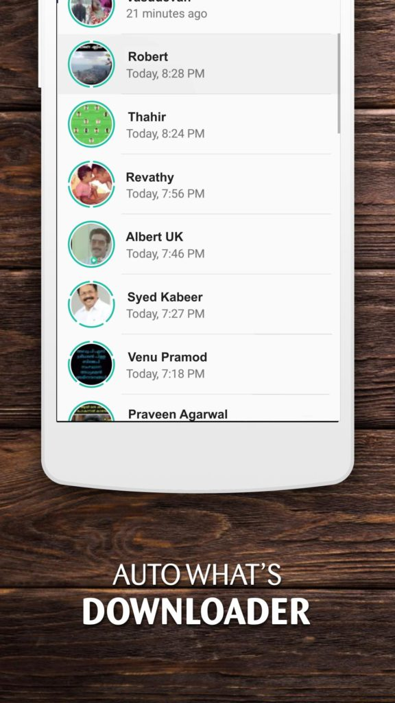 أفضل تطبيقات حفظ حالات واتساب على الهاتف 2020 (Save WhatsApp Status) 1