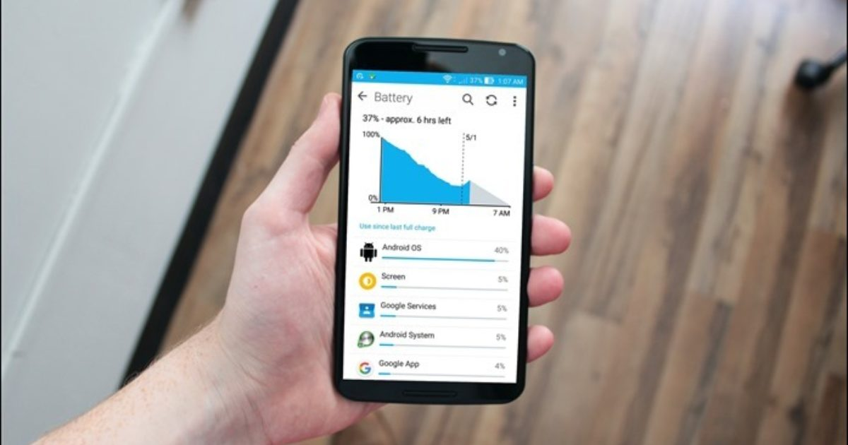 5 تطبيقات لحفظ البطارية في هاتفك الاندرويد 2020 6