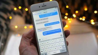 Photo of طريقة إعداد الرد التلقائي على الرسائل في الآيفون