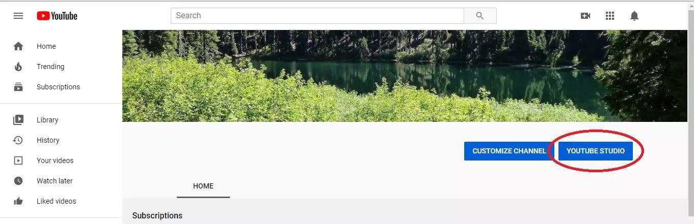 طريقة حذف فيديو من اليوتيوب نهائيًا