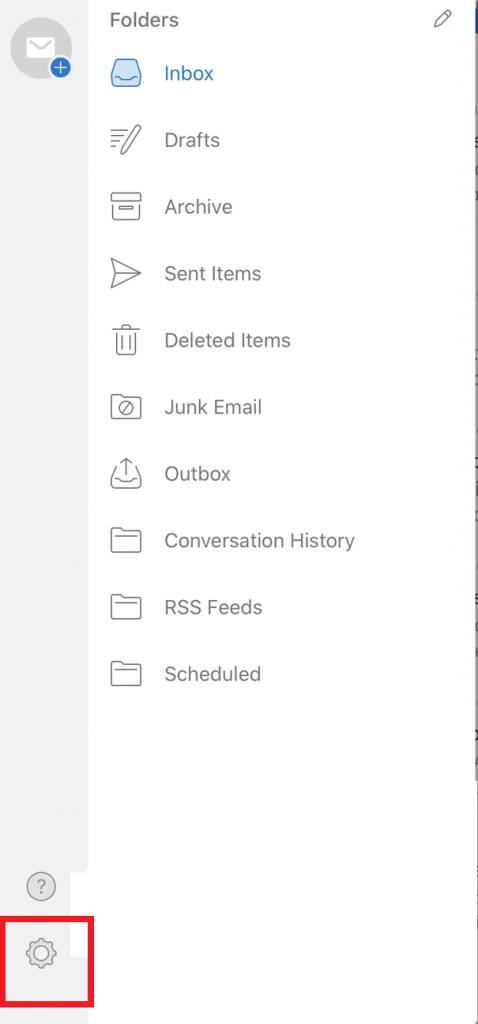 كيفية تفعيل الوضع الليلي لمايكروسوفت Outlook 3