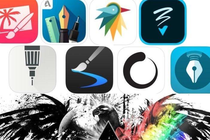 افضل تطبيقات الرسم على اندرويد و ايفون 6