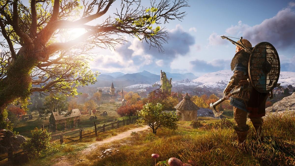 متطلبات تشغيل لعبة اساسن كريد فالهالا Assassin's Creed Valhalla 1