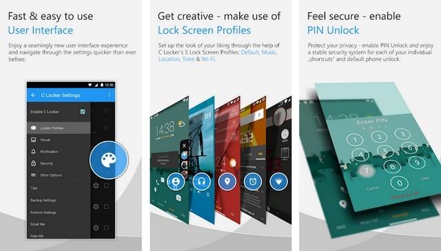 أفضل تطبيقات لشاشة القفل للاندرويد 2020 3