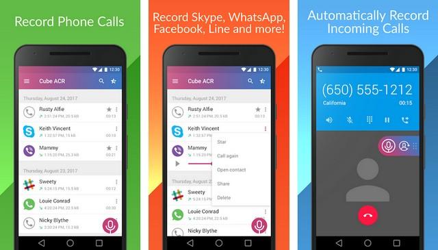 افضل تطبيقات تسجيل المكالمات لاجهزة اندرويد 2020 4