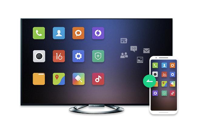 افضل تطبيقات عرض شاشة الهاتف على التلفاز للاندرويد 2020 1