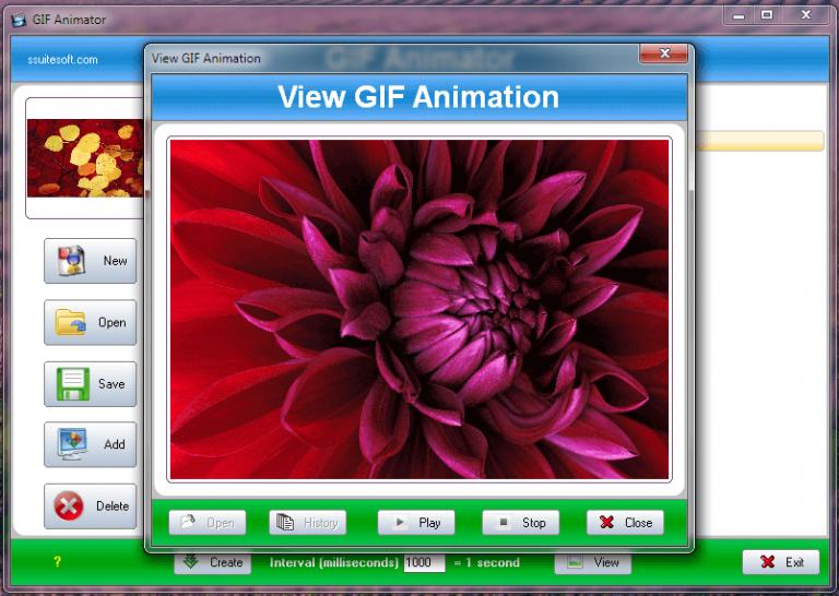 افضل 5 برامج لعمل صور الجيف GIF على ويندوز 10 6