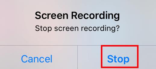 كيفية تسجيل الشاشه في ايفون 4