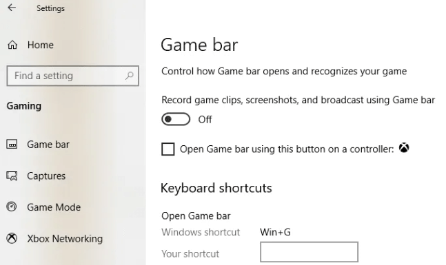 طريقة تسجيل الشاشة في ويندوز 10 2