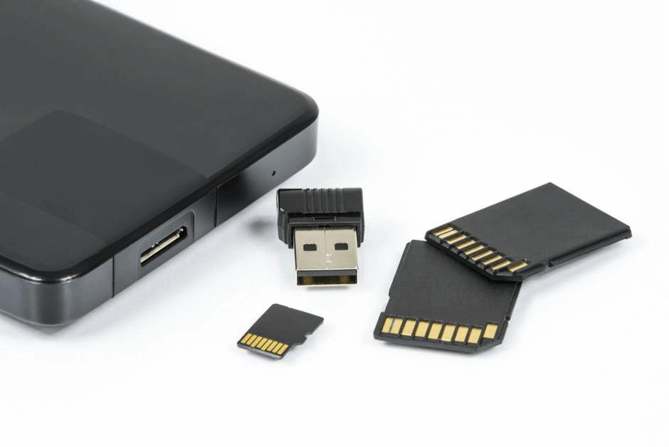 كيفية اصلاح بطاقة الذاكرة التالفة Damaged SD Card 9