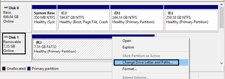كيفية اصلاح بطاقة الذاكرة التالفة Damaged SD Card 2