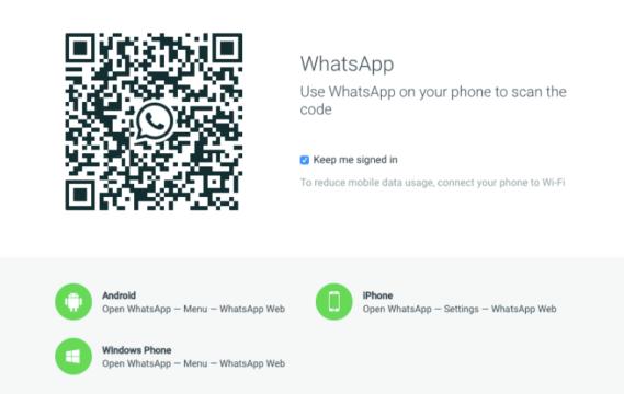 تحميل واتساب ويب 2020 للكمبيوتر WhatsApp Web V2.2017.6 احدث اصدار 2