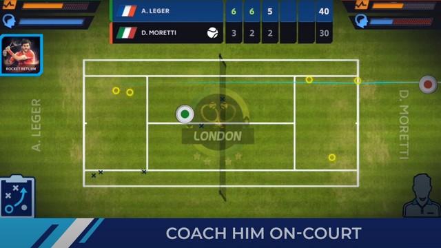 افضل العاب التنس للاندرويد 2020 5