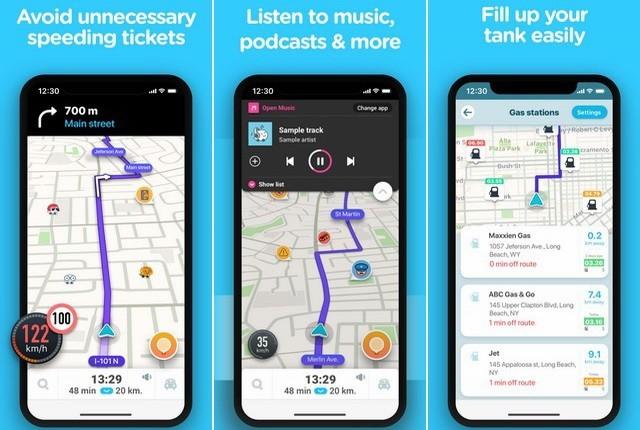 افضل تطبيقات الخرائط GPS لاجهزة ايفون 2020 4