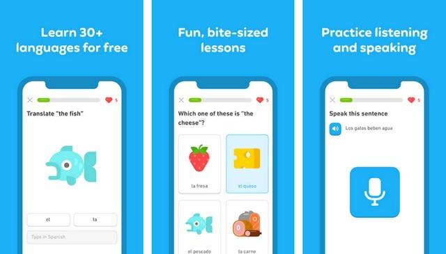 افضل تطبيقات تعلم اللغات للاندرويد 2020 1
