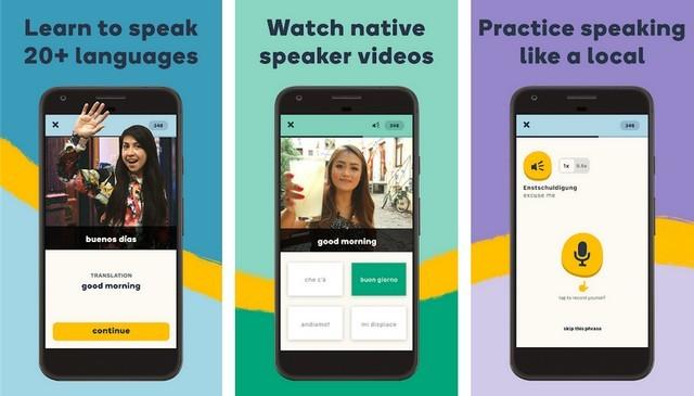 افضل تطبيقات تعلم اللغات للاندرويد 2020 2