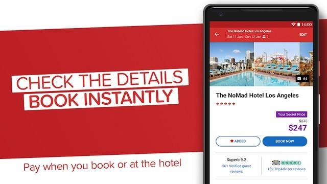 افضل تطبيقات حجز الفنادق على اجهزة اندرويد 2020 4