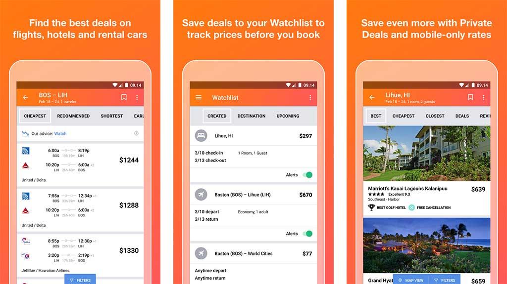 افضل تطبيقات حجز الفنادق على اجهزة اندرويد 2020 6