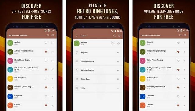 افضل تطبيقات رنات و نغمات الهاتف لنظام اندرويد 2020 5