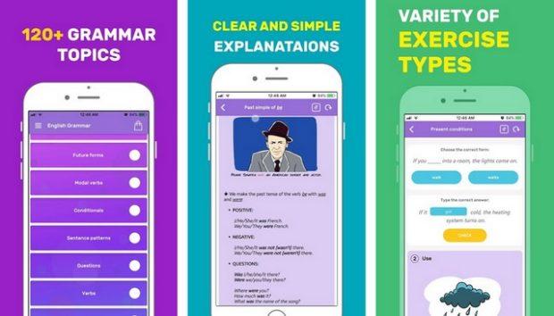 افضل تطبيقات قواعد اللغة الانجليزية للاندرويد 2020 4