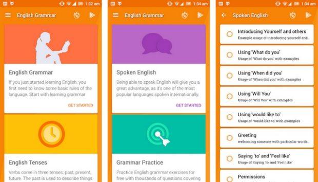 افضل تطبيقات قواعد اللغة الانجليزية للاندرويد 2020 5