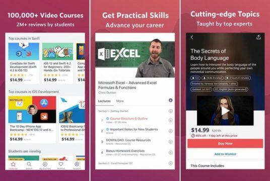 افضل تطبيقات للتعليم عن بعد لاجهزة ايفون 2020 2