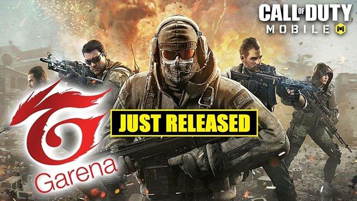 تحميل لعبة Garena Call of Duty Mobile للكمبيوتر