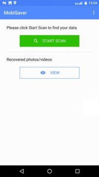 كيفية استعادة الصور والفيديوهات المحذوفة للاندرويد 8