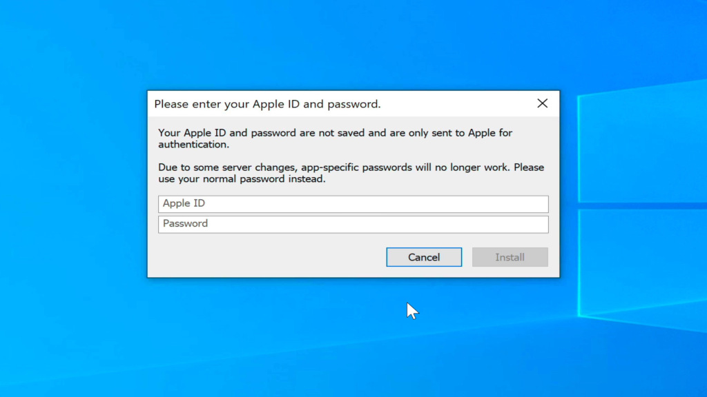 كيفية عمل جيلبريك للايفون لنظام التشغيل iOS 13.5 باستخدام ويندوز 6