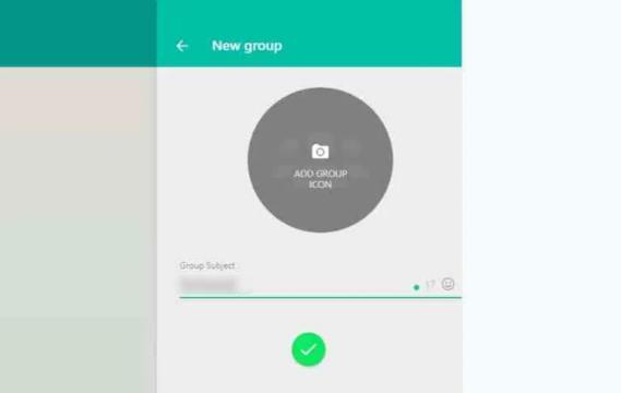كيفية عمل مجموعة على الواتس اب لاجهزة اندرويد و ايفون و الكمبيوتر 11