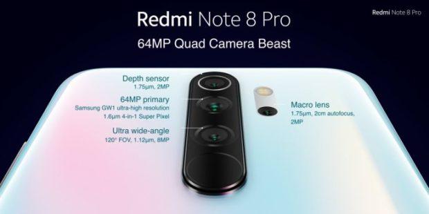 تحميل جوجل كاميرا لهاتف ريدمي نوت 8 برو 1