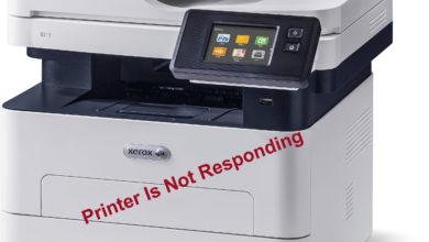 حل مشكلة عدم استجابة الطابعة لامر الطباعة على جهاز الكمبيوتر 7