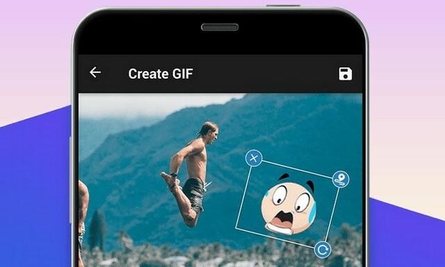أفضل تطبيقات إنشاء الصور المتحركة للأندرويد (Create GIFs on Android)