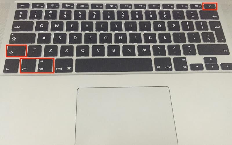 حل مشكلة كمبيوتر الماك لا يعمل (Mac Not Starting Up)