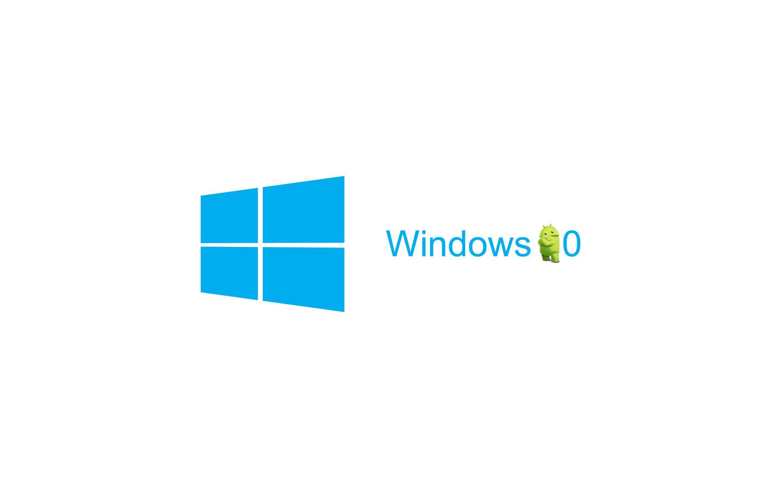 تشغيل تطبيقات اندرويد على ويندوز 10 1