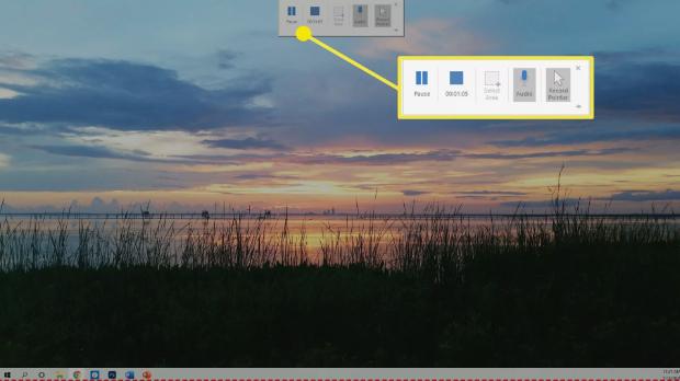كيفية تسجيل الشاشة على ويندوز 10