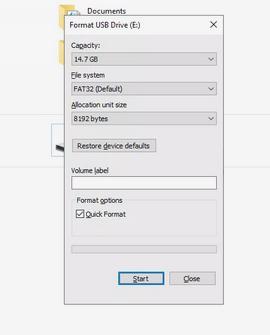 مشكلة عدم فتح الهارد الخارجي او بطاقة الذاكرة The File or Directory is Corrupted and Unreadable