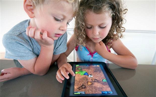 ألعاب الأندرويد للأطفال