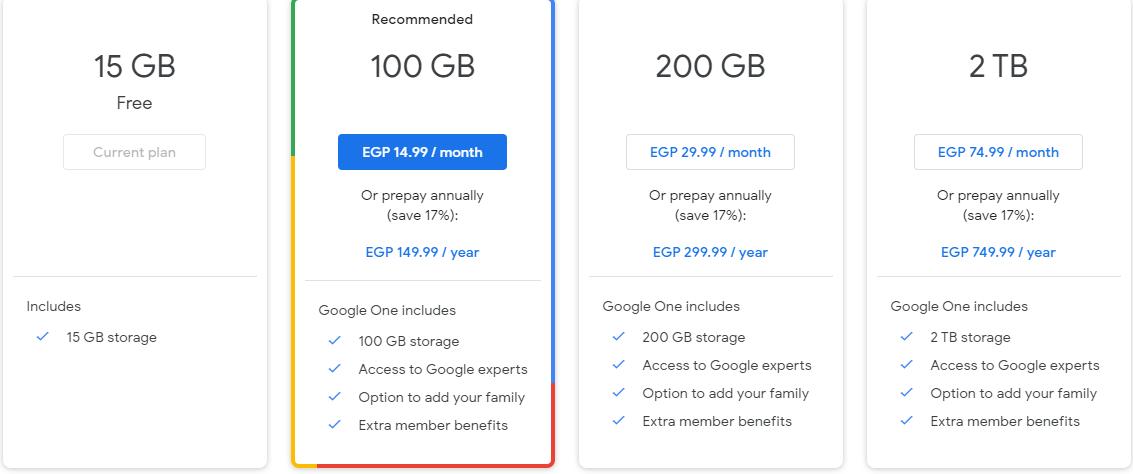 كيفية استخدام جوجل درايف google drive