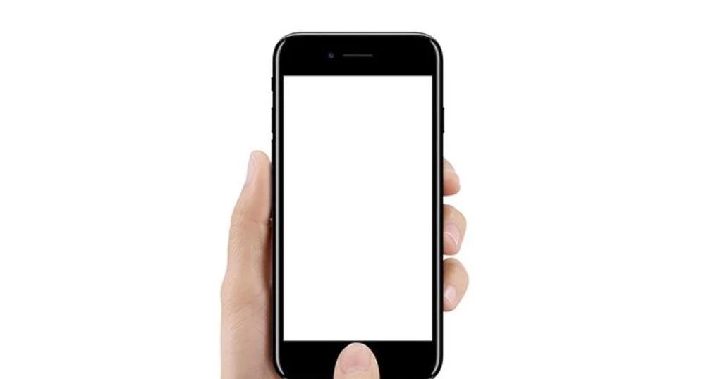 حل مشكلة الشاشة البيضاء white screen of death في الايفون 3