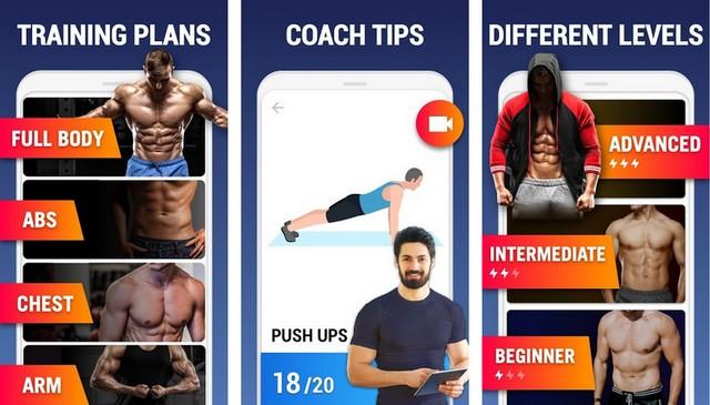 أفضل تطبيقات التمارين الرياضية وممارسة التدريبات من المنزل 1
