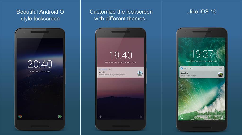 أفضل تطبيقات قفل الشاشة للأندرويد 2021 1