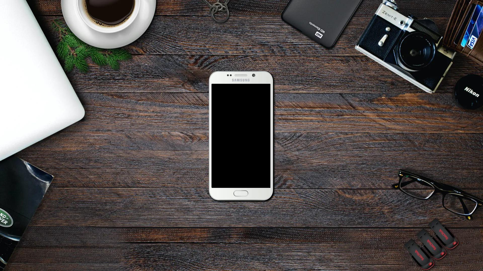 حل مشكلة الشاشة السوداء على الأندرويد