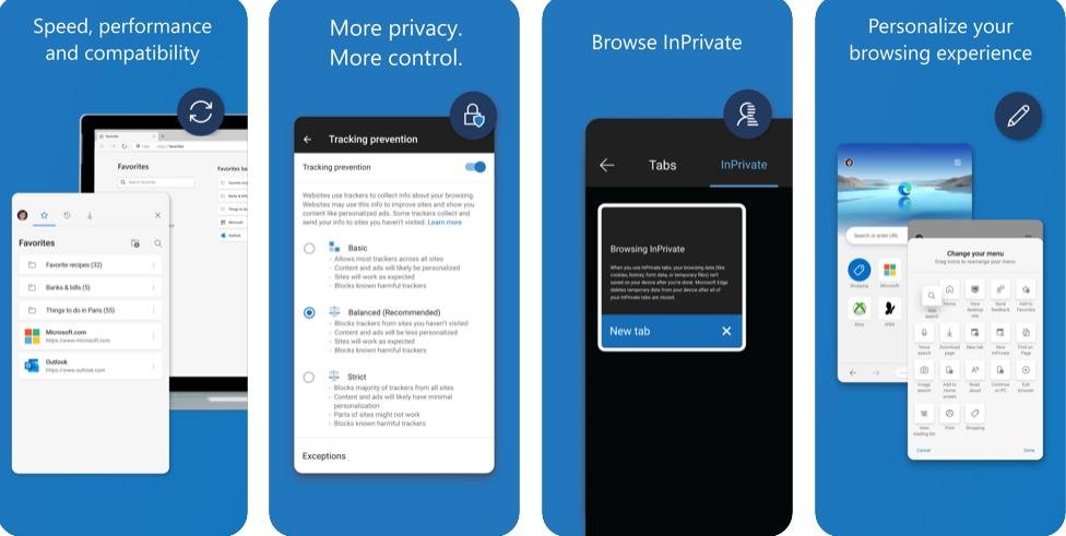 كيفية تغيير المتصفح الافتراضي للايفون 5