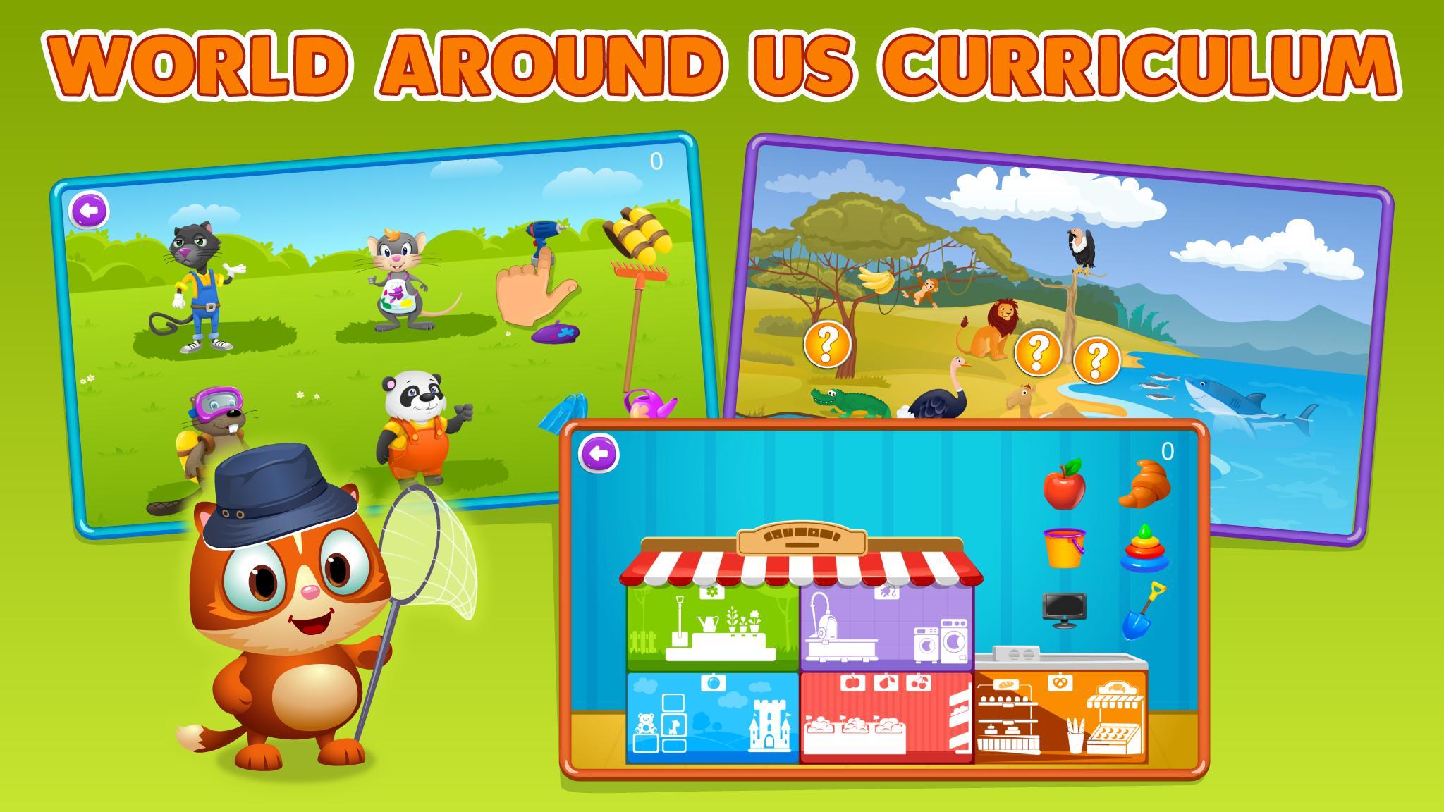 أفضل ألعاب الأطفال الصغار للأندرويد 2021 2