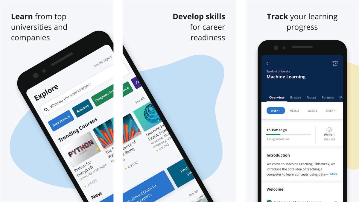 أفضل تطبيقات تعليمية للكبار لتنمية المعرفة 2021