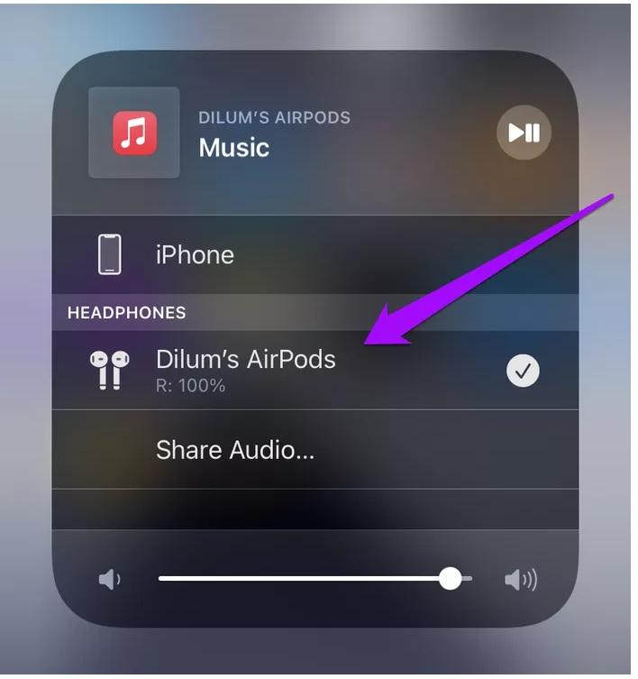 حل مشكلات الـ Airpods غير متصلة بالايفون